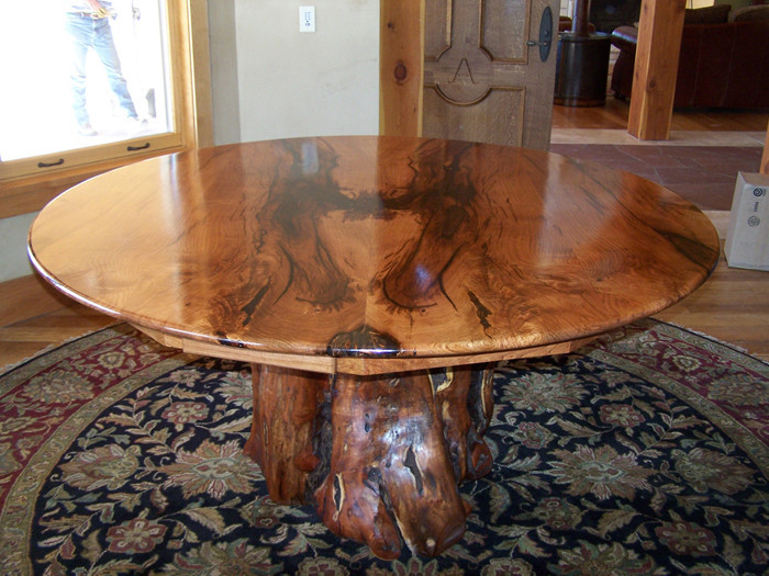 Custom Built Mesquite Tables Lankford S Mesquite Gallery